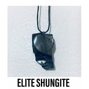 [NEW] Elite Shungite Necklace from Russia
